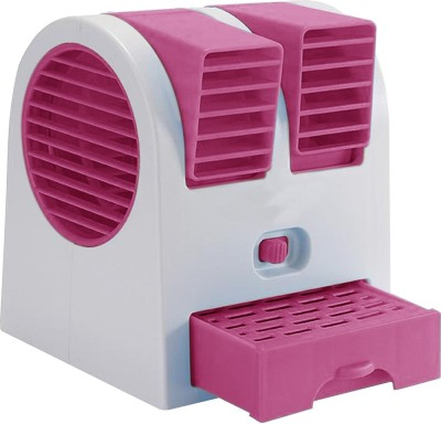 Gold Dust Portable Mini Air Conditioning QUAHP_168 USB Fan