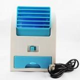 Shopizone Cooler Mini USB Fan (Blue)