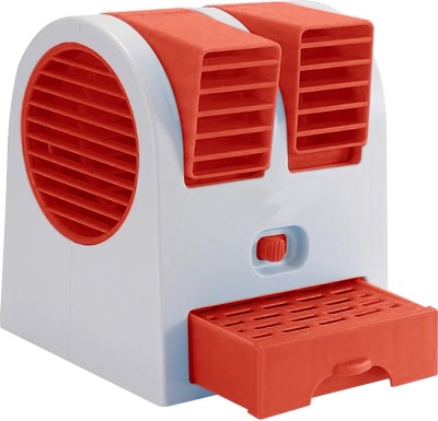 Gold Dust Portable Mini Air Conditioning QUAHO_168 USB Fan