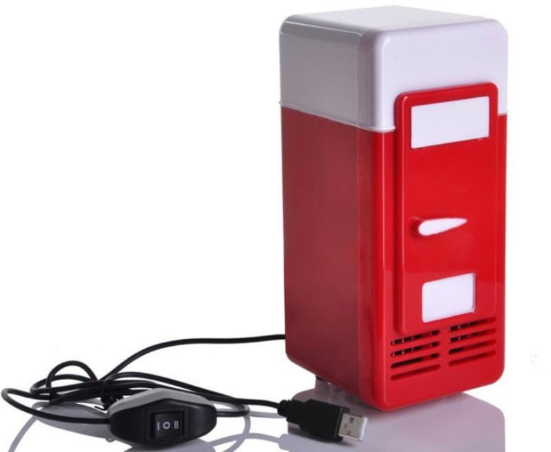 G & S Enterprises SMARTCHILLER REDBOX1 USB Fridge(Red)