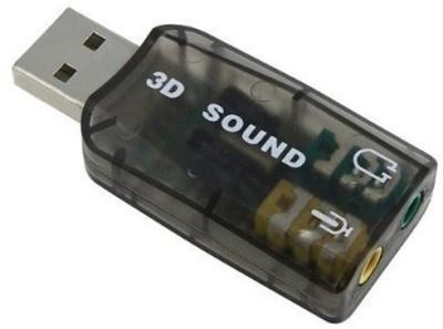 Mesta sound 3d mesta-a3d Sound Card(Green)