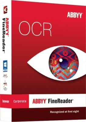 ABBYY Fine Reader(Lifetime-perpetual, 1 PC)