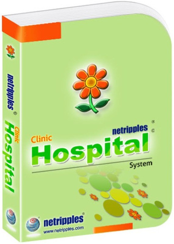 Netripples Clinic Hospital System(1, 1 PC)