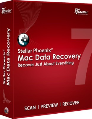 Stellar Phoenix Mac Data Recovery(Lifetime, 1 PC) at flipkart