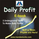 Mandestocks Daily Profit Ebook (Lifelong...