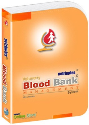 Netripples Voluntary Blood Bank Management