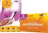 NexG Multi-Screen Subscription Pack (3 M...