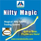 Mandestocks Nifty Magic (3 Months, 1 PC)