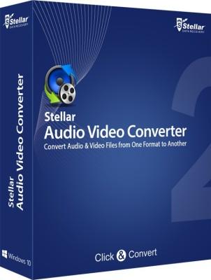 Stellar Audio Video Converter for Windows