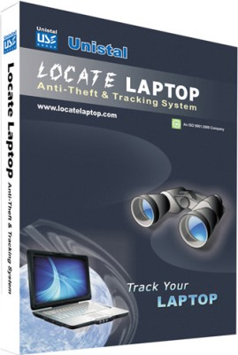Unistal Laptop Tracking