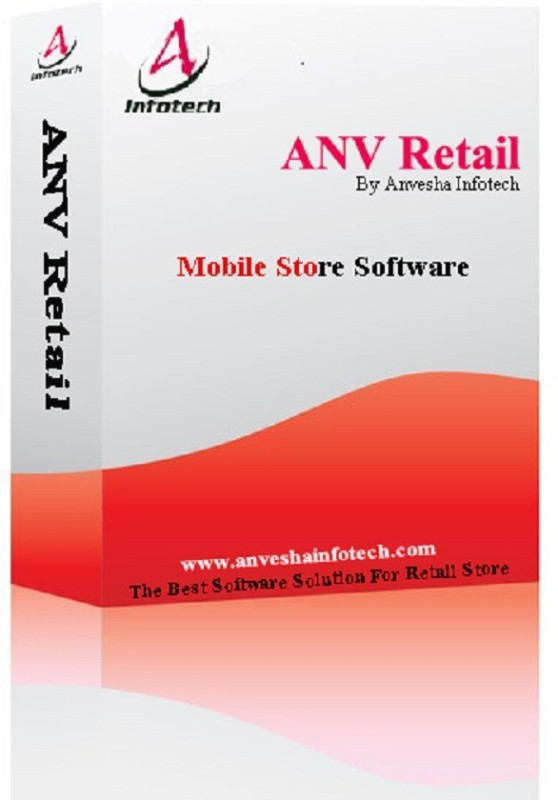 ANV Retail Mobile Store Software(Life Time, 1 PC)