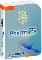Netripples Multi Store Pharmacy Management System Plus(1Yr, 1 PC)