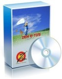 Zen Plus eTDS (1YEAR, 1 PC)