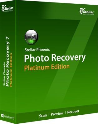Stellar Phoenix Photo Recovery Platinum Windows