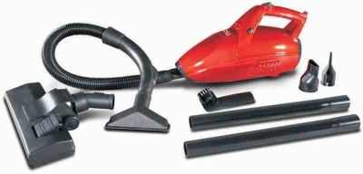 Eureka Forbes Super Clean Handy With Blower and Suction Dry Vacuum Cleaner(Red, Black)