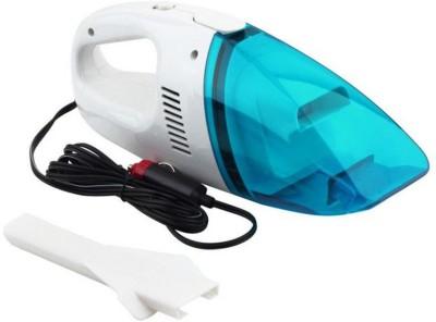 CM Portable 12- V Car Vaccum Cleaner Car Vacuum Cleaner(blue and white)