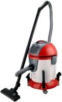 Black & Decker WV 1400 Wet & Dry Cleaner(Red)