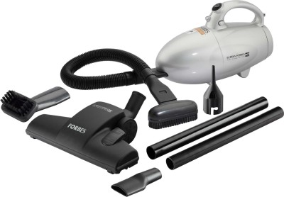 Eureka Forbes Easy Clean Plus Hand-held Vacuum Cleaner(Silver)