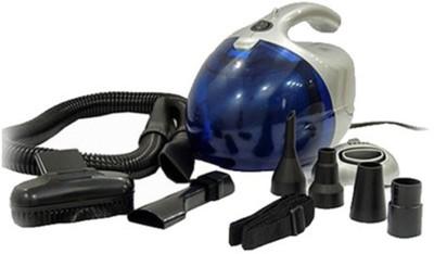 Nova NVC-2765 Dry Vacuum Cleaner(Blue, Silver)