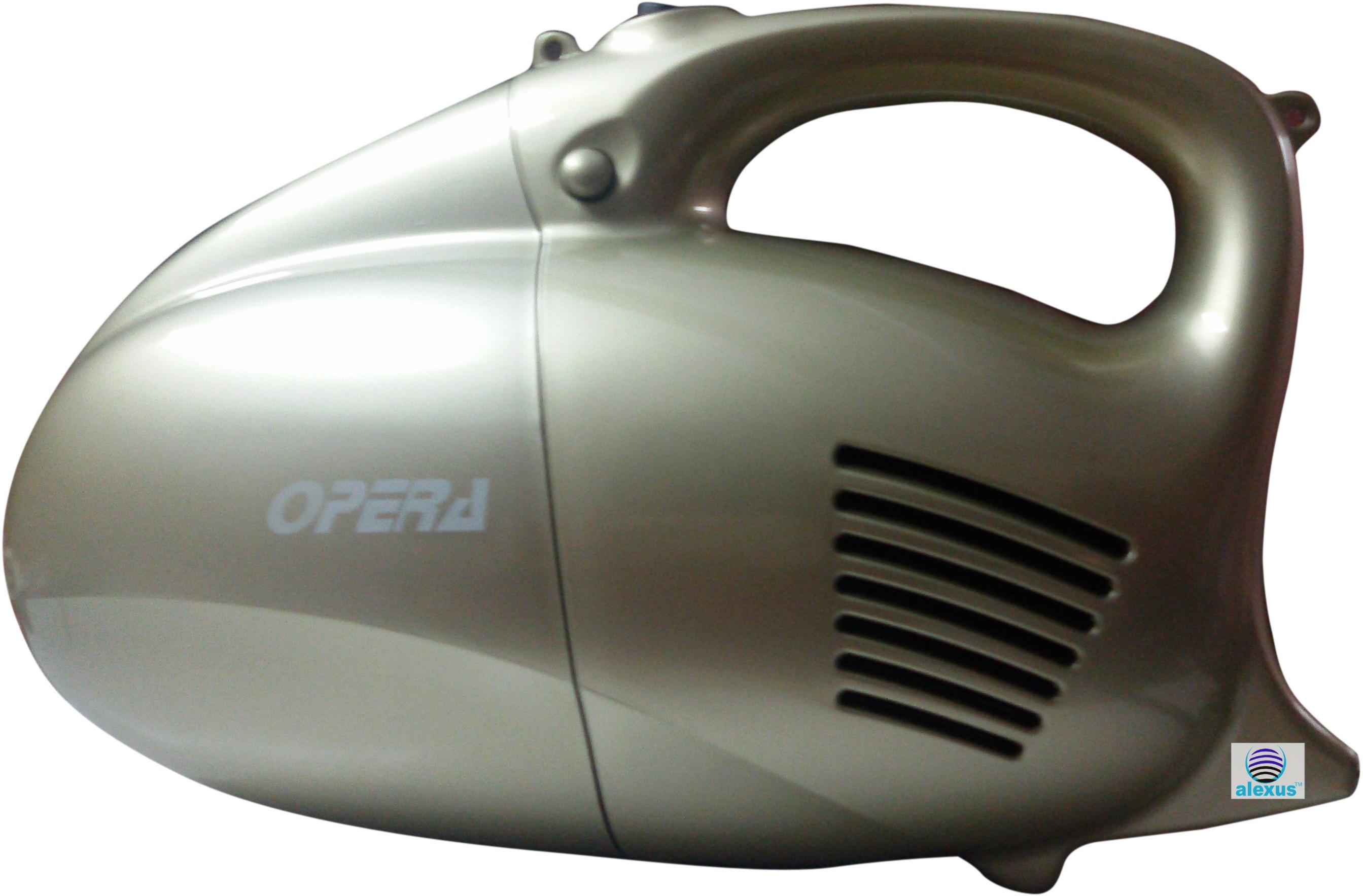 View Alexus Alexus Vacuum Cleaner 800 Hand-held Vacuum Cleaner(Gold) Home Appliances Price Online(Alexus)