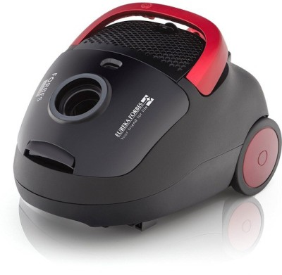 Eureka Forbes Trendy Zip Dry Vacuum Cleaner(Red & Black)