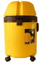 Rodak CleanStation 4 30L Wet & Dry Cleaner(Black)