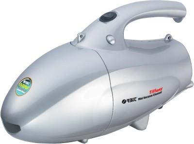 Orbit Tiffany Hand-held Vacuum Cleaner(Silver)