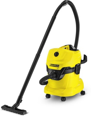 Karcher Mv4 Vaccum Cleaner Wet & Dry Cleaner(Yellow)