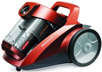 REDMOND Dual cyclonic HEPA filtration, Bagless RV-C316 red Dry Vacuum Cleaner(Red)