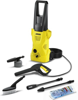 Karcher K2 Car High Pressure Washer(Yellow)