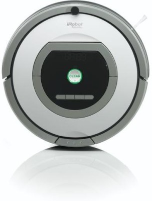 iRobot Roomba 776p Robotic Floor Cleaner(White)