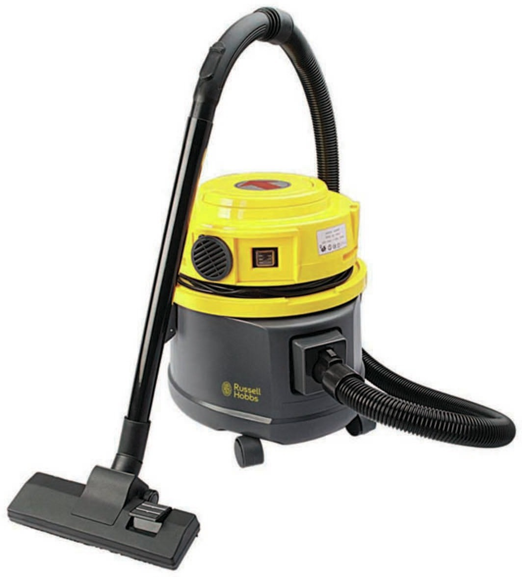 Russell Hobbs Ravc1400wd Wet Dry Cleaneryellow Price In India 15 Black Decker And Vacuum Cleaner