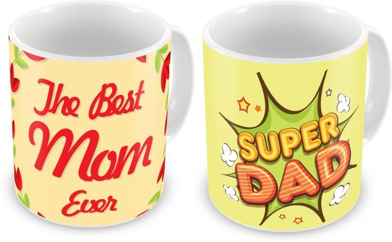 indibni IDSCOMAH062 Mug Gift Set