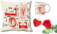 meSleep CDMUROKY-047 Cushion Gift Set best price on Flipkart @ Rs. 409