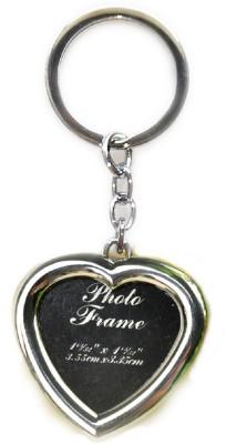 Tech Fashion Keychain Valentine Gift Metal Heart Photo Frame Keyring-TF-349 Gift Set