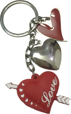 Priyankish Love Photo Key Chain Gift Set