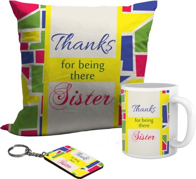 TIEDRIBBONS Return gift for Sister Gift Set