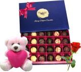 Chocholik Valentine Day Gift - 24Pc Only...