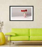 Tallenge - Valentine's Day Gift - Good Morning My Love - Framed Art Print On Photographic Paper best price on Flipkart @ Rs. 4686