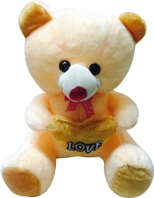 Priyankish Innocent Brown Teddy Bear Soft Toy Gift Set