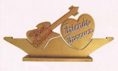 HANDICRAFT Gift Best Friend Showpiece Gift Set