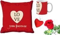 meSleep CDMUROKY-001 Cushion Gift Set best price on Flipkart @ Rs. 409