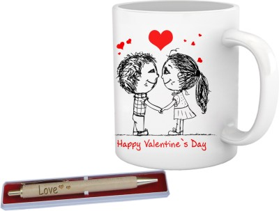 Tiedribbons I love you valentine's day gift combo for husband fiance wife Gift Set