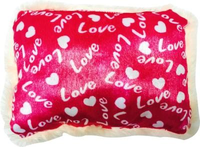 Priyankish Love Pink Pillow 17 inch Soft Toy Gift Set