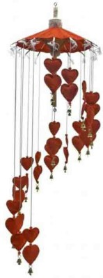 Toygully Red Hearts Umbrella Mobile Gift Set
