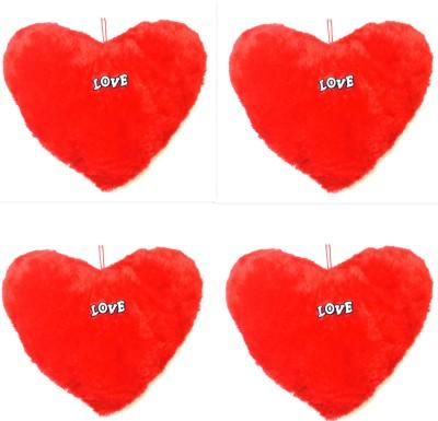 99DailyDeals R41 4 Love Cushion For Valentine Gift Set