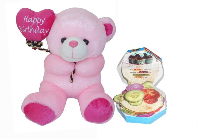 Saugat Traders ST0001490 Soft Toy Gift Set