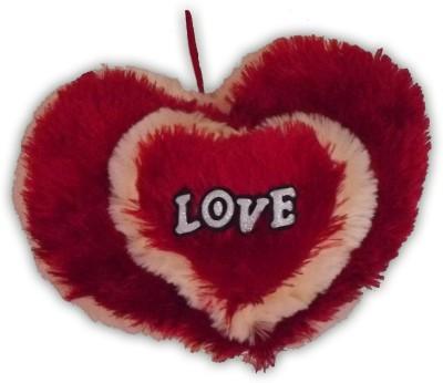 GoodLivingForever Heart on Heart Soft Cushion Gift Set