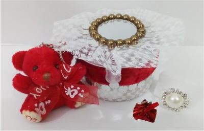 Empatera EM Valentine GF White Lace Gift Set