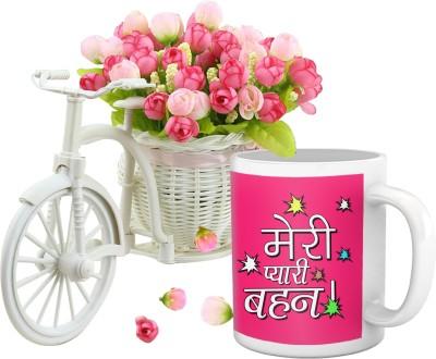 Tiedribbons Gift For Rakhi For Sisters Gift Set